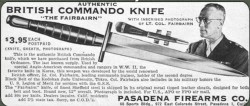 British Commando Knife